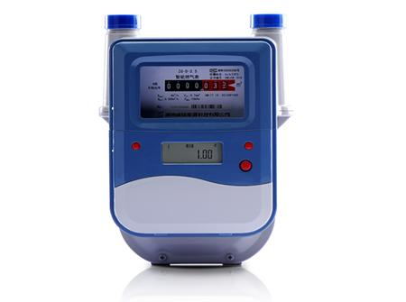 Wireless Smart Gas Meter
